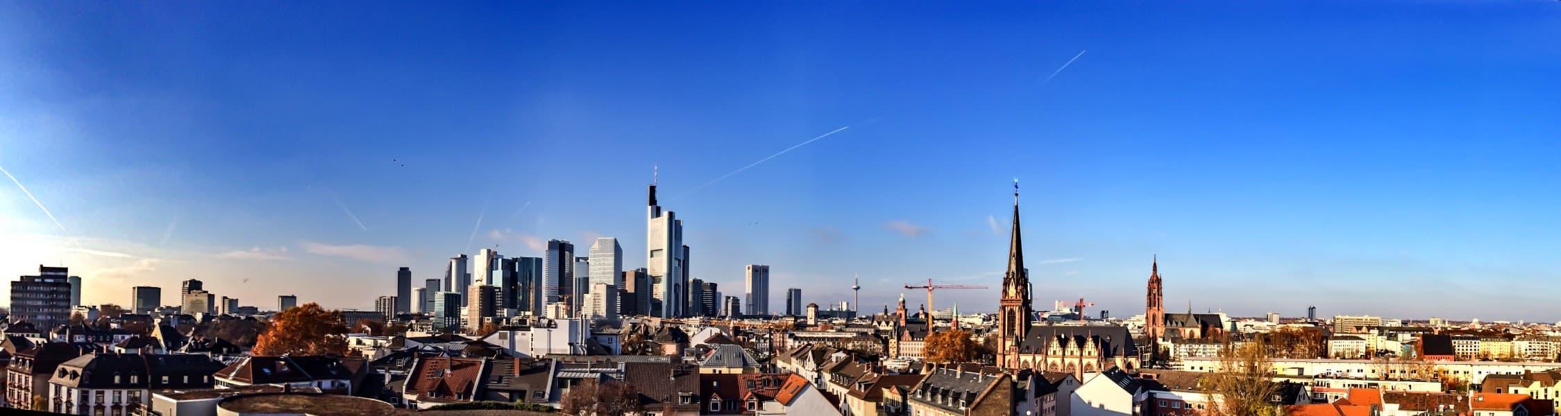 Medienarbeitsrecht Anwalt Kanzlei WeSaveYourCopyrights Rechtsanwaltsgesellschaft mbH Frankfurt am Main Skyline