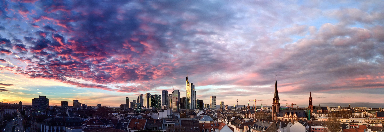 Urheberrecht Anwälte Kanzlei WeSaveYourCopyrights Rechtsanwaltsgesellschaft mbH Frankfurt am Main Skyline