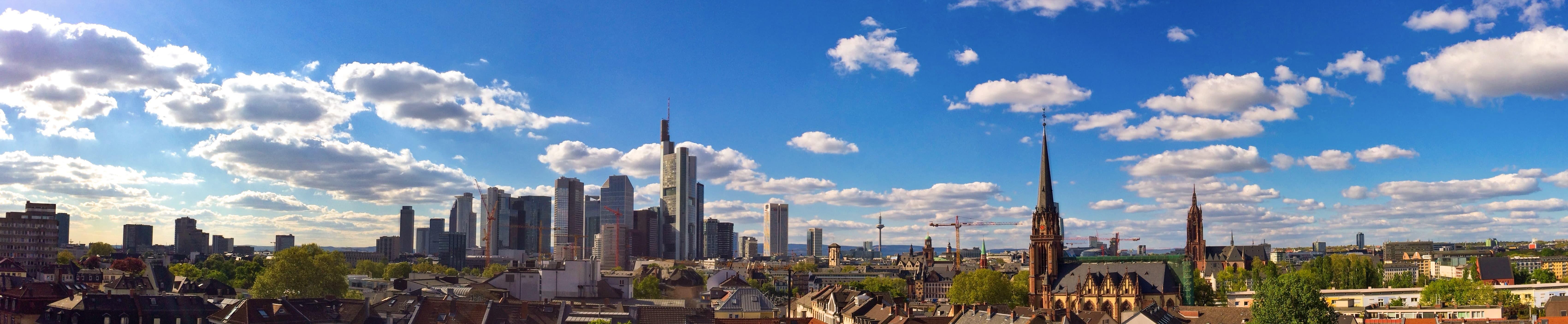 Verlagsrecht Anwälte Kanzlei WeSaveYourCopyrights Rechtsanwaltsgesellschaft mbH Frankfurt am Main Skyline